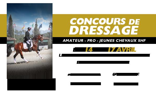 Concours de Dressage